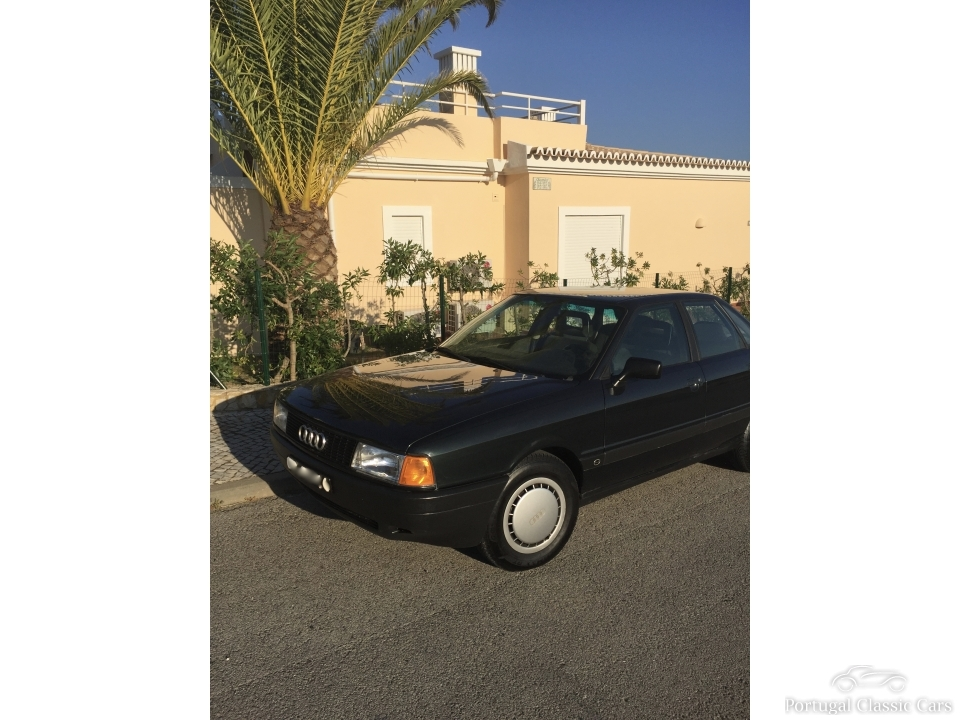 Audi 80 ( 30 years Classic Car )